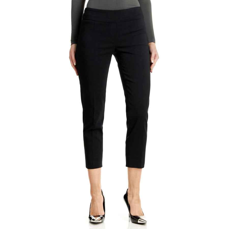 Pants Wear To Work Zac & Rachel Women's Pull-On Millenium