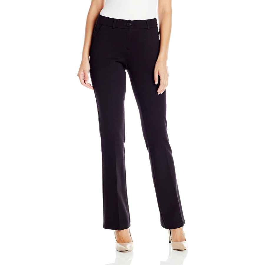 Pants Wear To Work Tribal Women's Sponte Zip Front Knit
