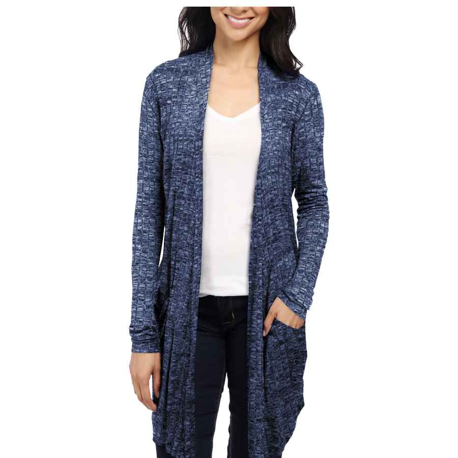 Cardigans Womens Lightweight Casual Open Front Drape Long Cardigan With