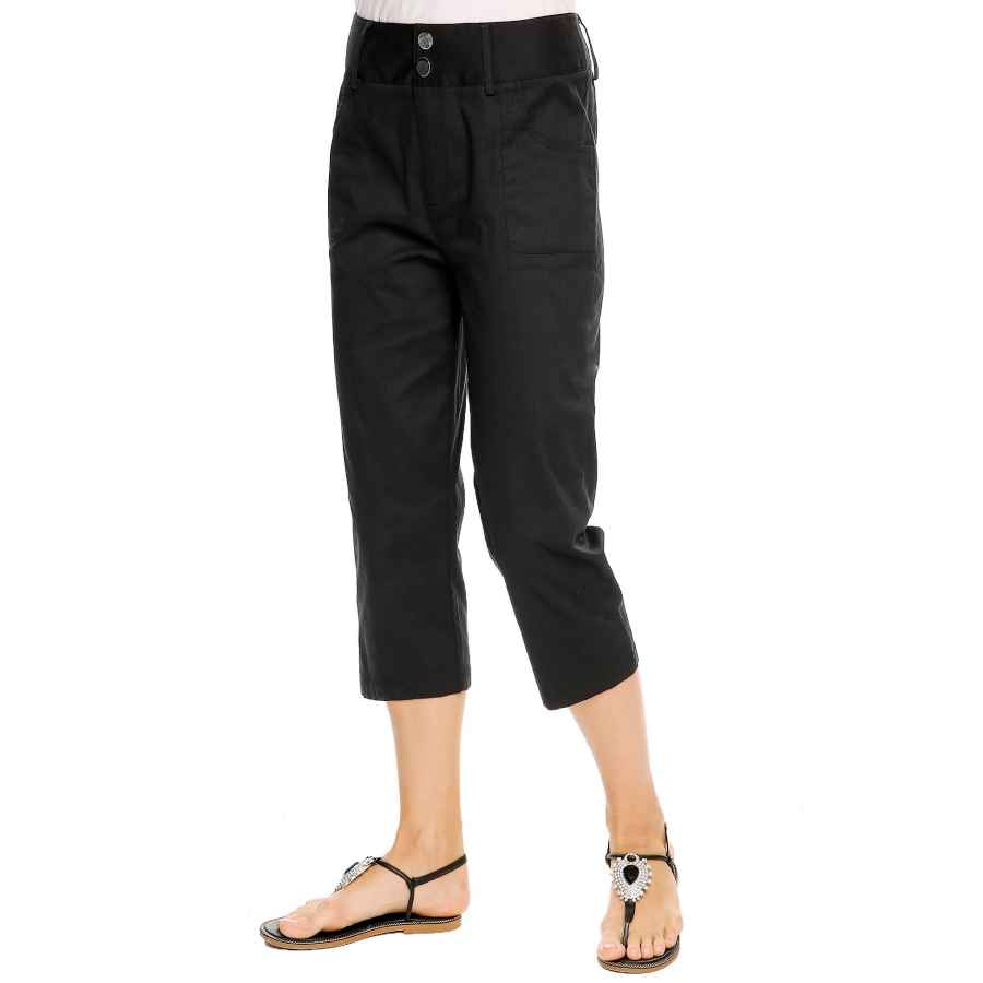 Pants Wear To Work Zeagoo Women's Relaxed Fit Knit Waist