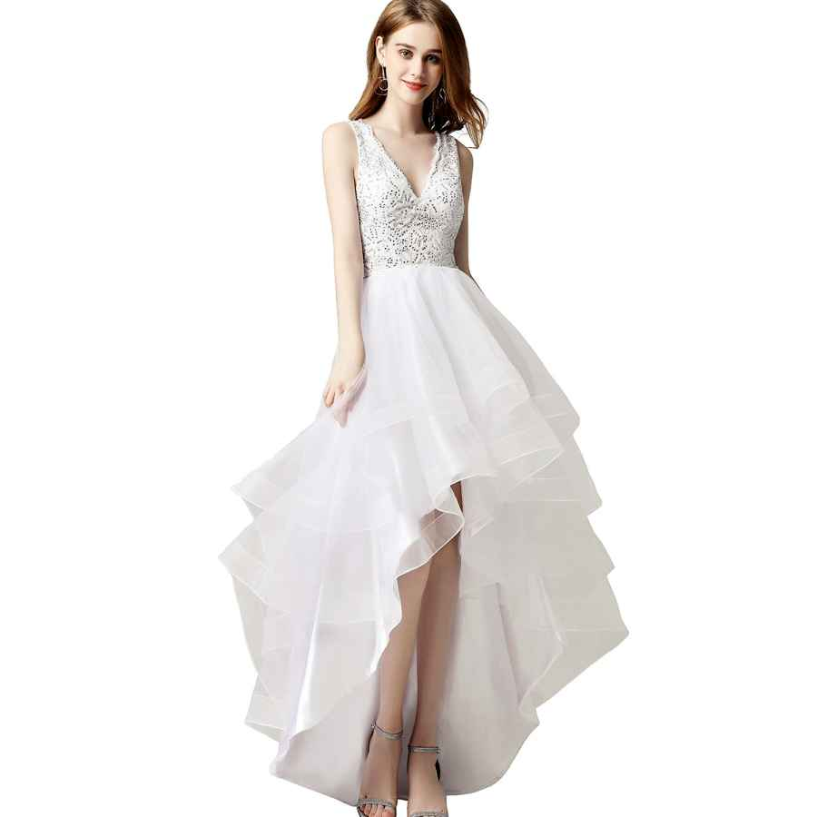 Wedding Dresses Clearbridal Prom Dress 2019 For Women High Low