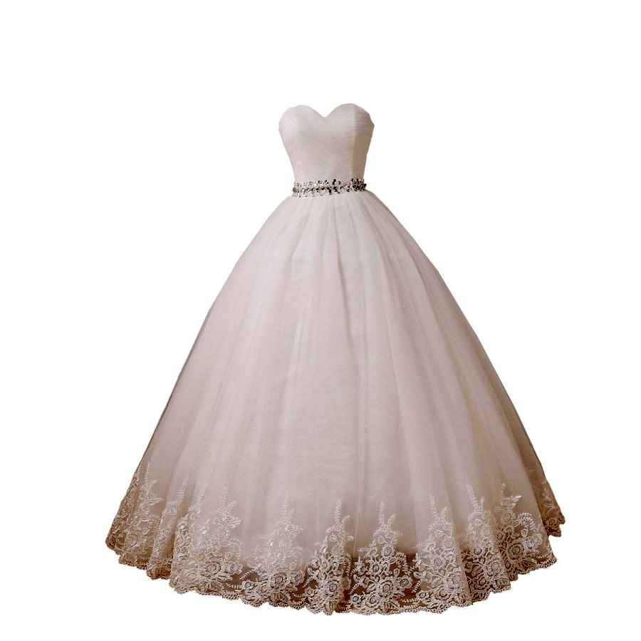 Wedding Dresses Yipeisha Wedding Dress Sweetheart Tulle Wedding Dresses For