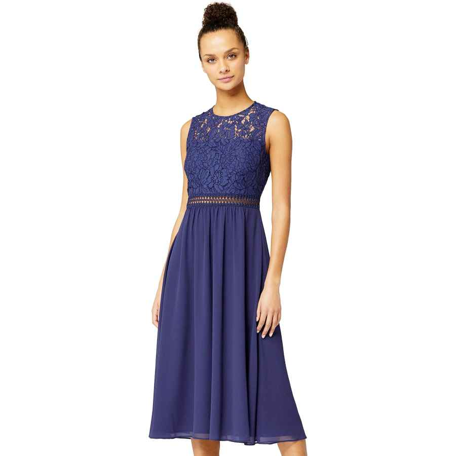 Cocktail Dresses Amazon Brand - Truth & Fable Women's Lace