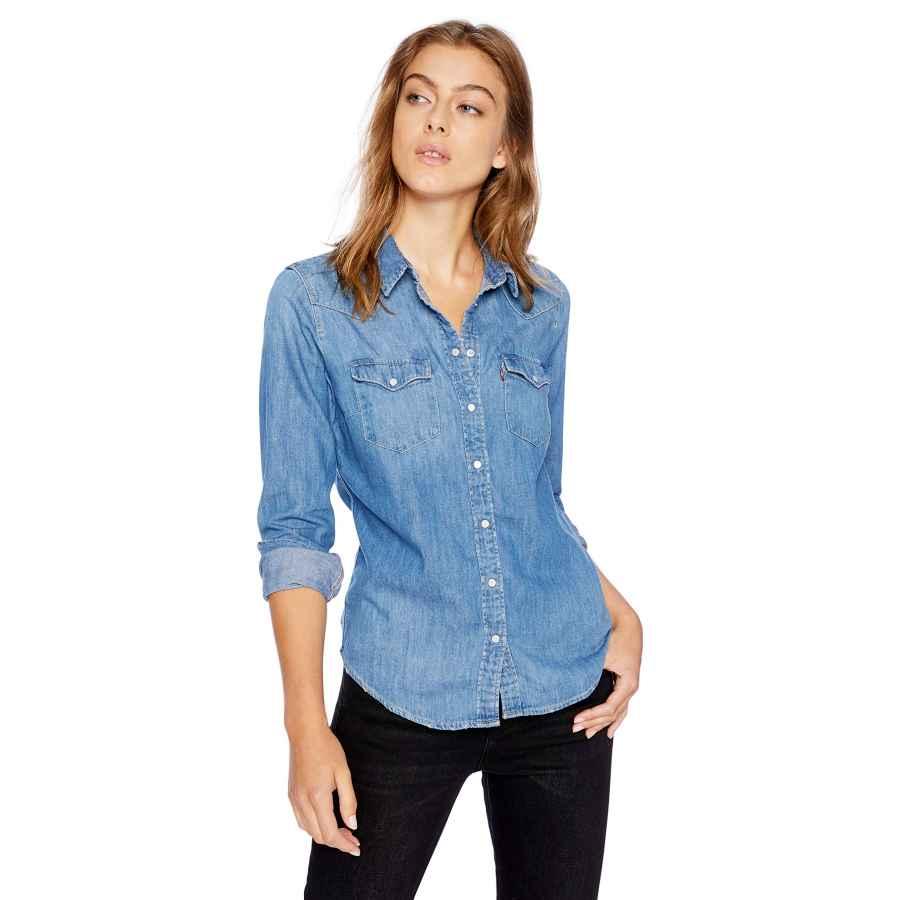 Blouses levi's women's ultimate western shirt