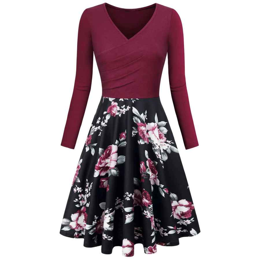 Womens Casual Dresses Emvanv Elegant Dresses