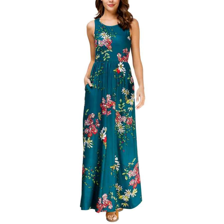 Womens Casual Dresses Zattcas Maxi Dresses For Women