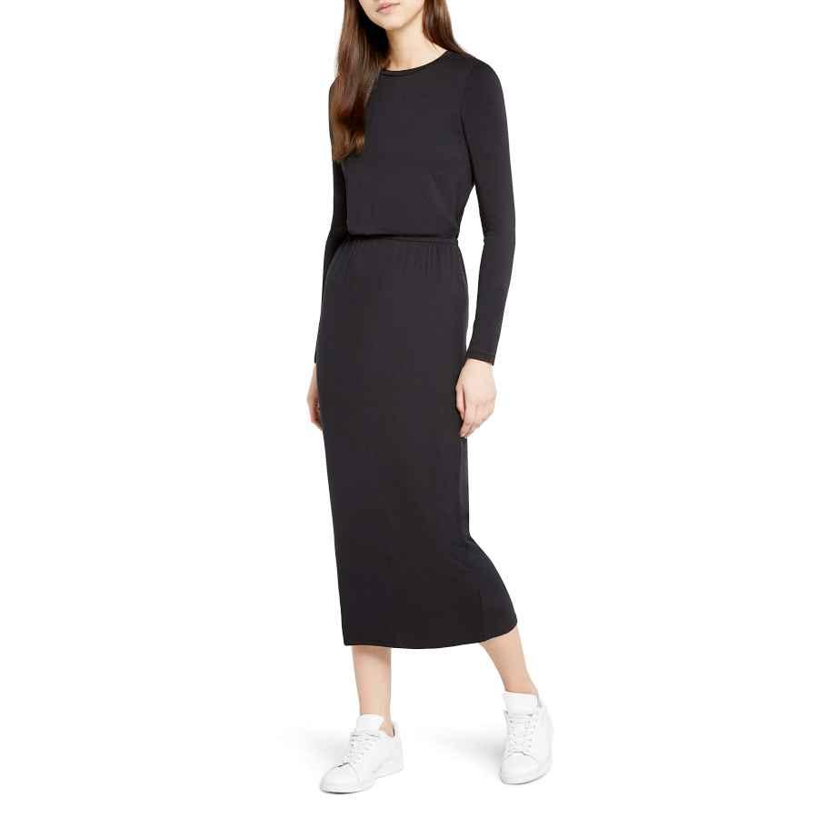 Womens Casual Dresses Amazon Brand - Find. Women's Elastic Waist Jersey Maxi Dress