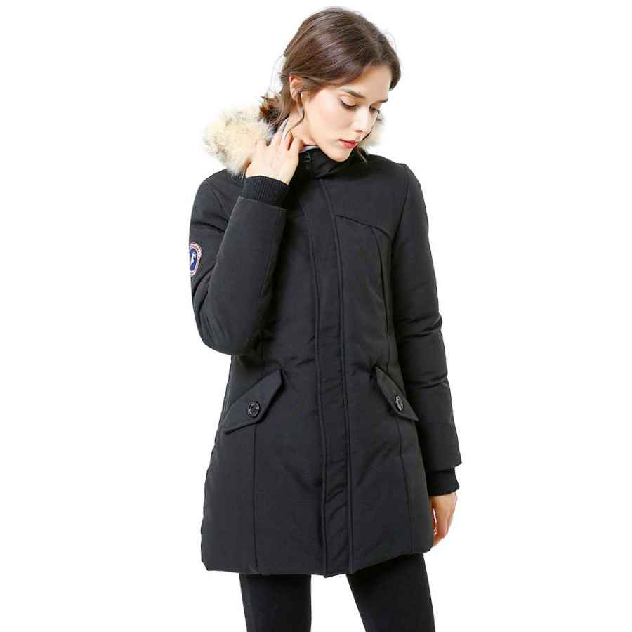 Puremsx Women's Padded Jacket