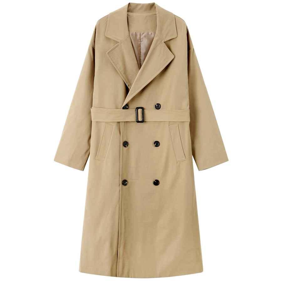 Mocris Trench Coats For Women