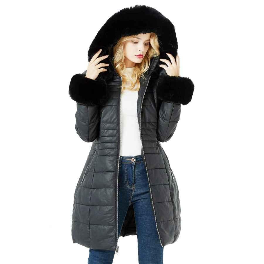 Bb Dakota Women's Ain't It Cool Nubuck Moto Jacket