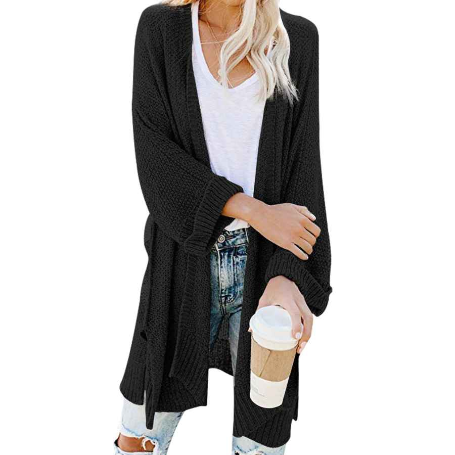 Women's Cardigans Misassy Summer Boho Button Down Knit