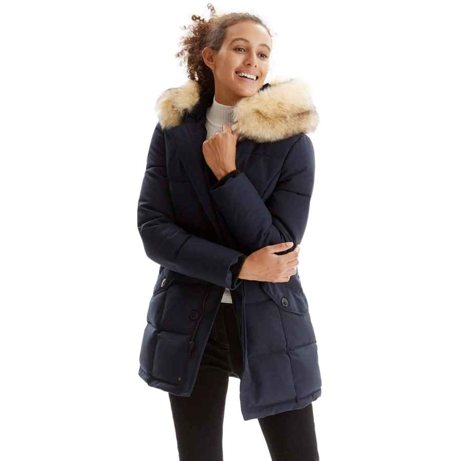Molemsx Women's Padded Jacket