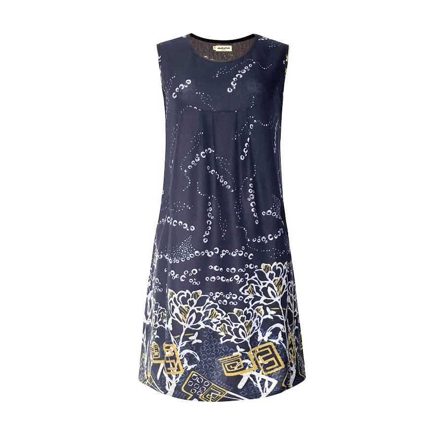 Womens Casual Dresses Pattern Shift Dress For Women From Lavielente Soft Stretchy Jersey Fabric Animal Print Casual Fall Dress W/Pockets