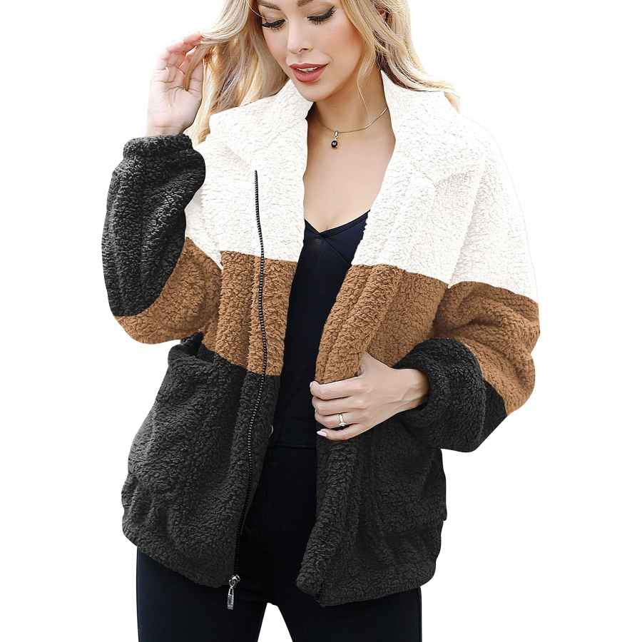 London Fog Women's Plus Size Raglan Button Front Wool Coat With Scarf